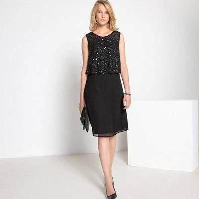 fcb998bb3a3e3bf Платье прямое с пайетками без рукавов ANNE WEYBURN 350131136 фото